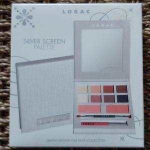 Lorac Silver Screen Palette